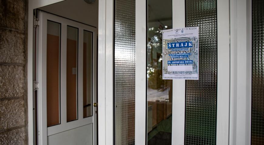Štrajk učitelja nastavlja se sutra u Zagrebačkoj županiji