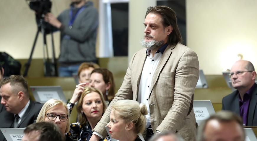 Ivan Kujundžić novi predsjednik Kluba zastupnika HDZ-a