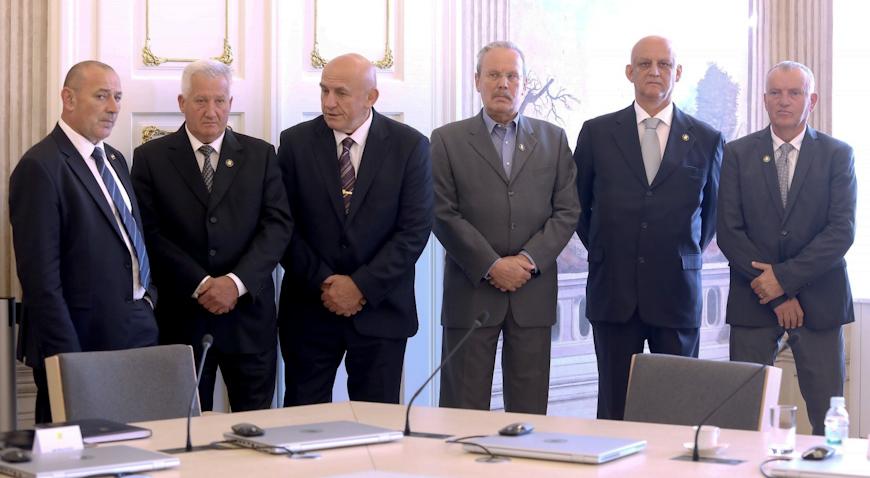 Nastavlja se dosadašnja suradnja Vlade i Hrvatskog generalskog zbora