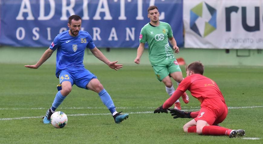 Inter preko Istre 1961 do četvrtfinala Kupa