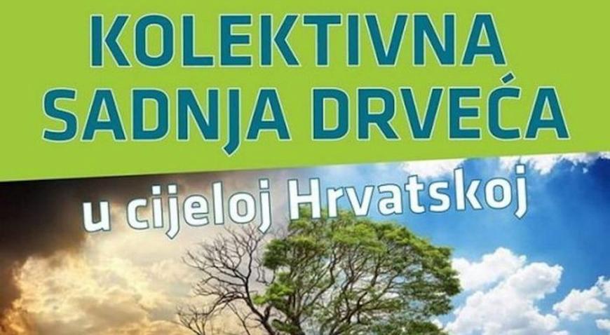 Građani se sadnji stabala u Velikoj Gorici mogu priključiti na dvije lokacije