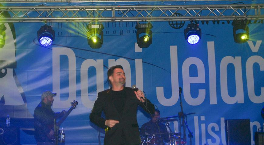 FOTO: Jole otvorio Jelačićeve dane