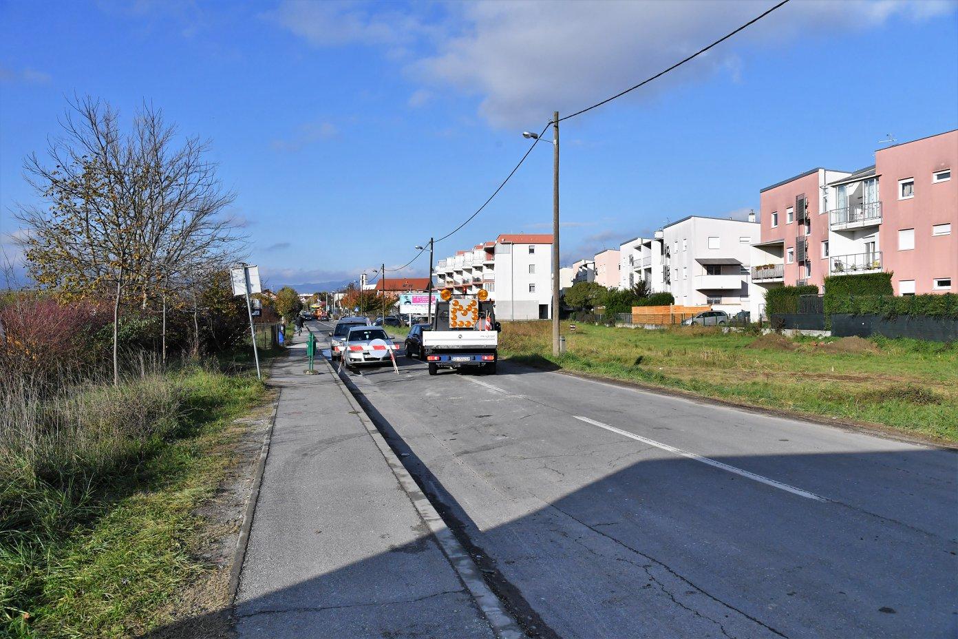 Čulinečka cesta ponovno otvorena za promet – najavljen i skorašnji dovršetak izgradnje kolektora