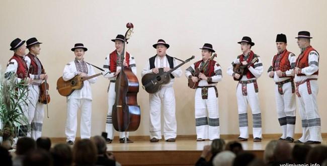 U subotu Smotra muških pjevačkih skupina Hrvatske