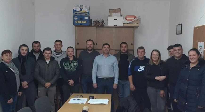 Osnovana Udruga za sport, rekreaciju i mlade Veleševec – Nikola Dolački predsjednik
