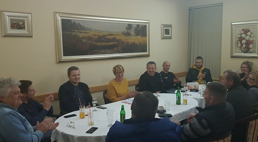 Mario Videc naslijedio Vlastu Jagić na čelu Rukometnog kluba Dubrava