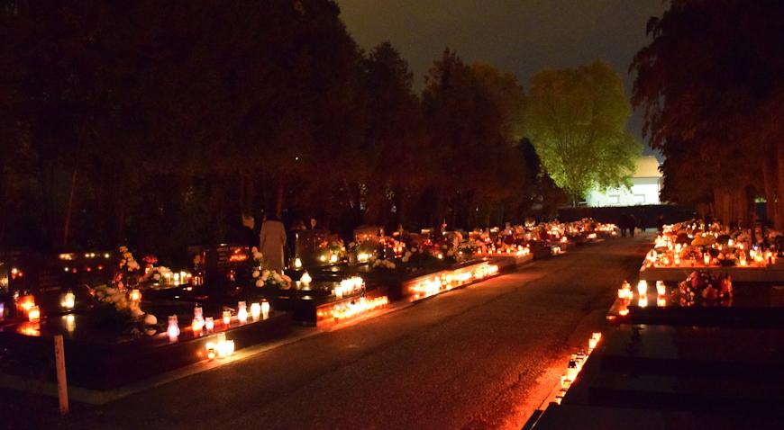 FOTO: Svi sveti u Velikoj Gorici