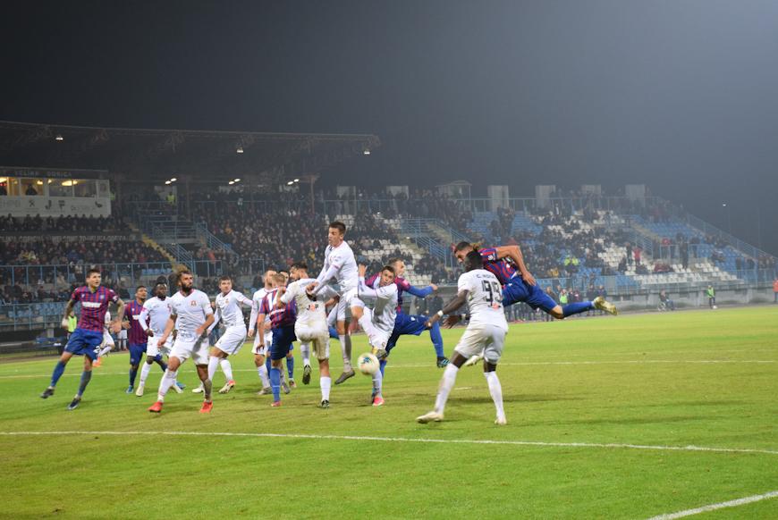 FOTO: Gorica nokautirala Hajduk po drugi put u tri dana