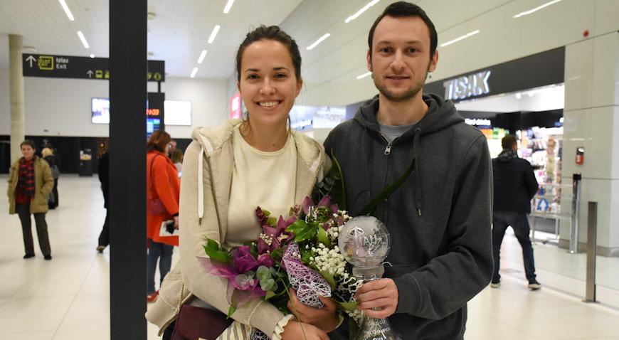 Valentina i Domagoj Pereglin u borbi za nove kristalne globuse