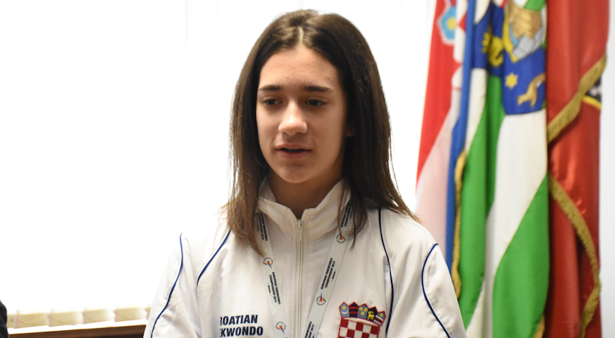 Sara Anđelić: Nastavit ću trenirati još više i jače