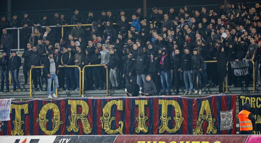 VIDEO: Torcida izvrijeđala igrače Hajduka nakon poraza od Gorice