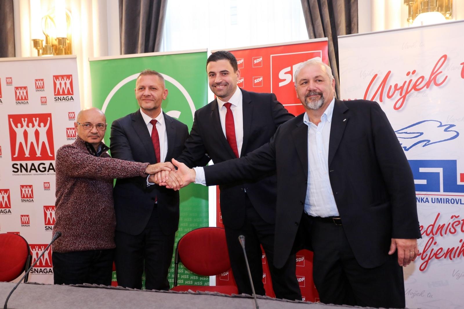 U Zagrebu potpisana Deklaracija o borbi protiv korupcije