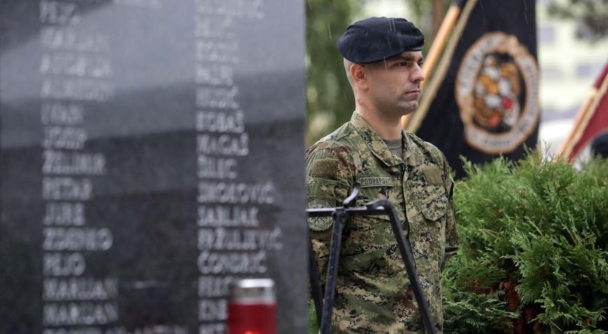 Obilježena 29. obljetnica ustrojavanja 1. gardijske brigade Tigrovi i bojne Tigrovi