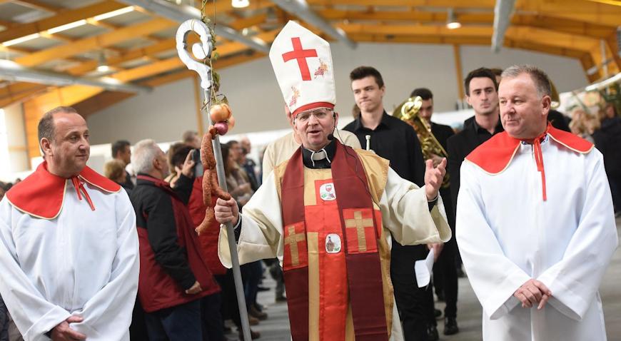 """MARTINJE U ZAGREBAČKOJ ŽUPANIJI – """"Doše bu došel sveti Martin, on bu ga krstil, ja ga bum pil…"""""""