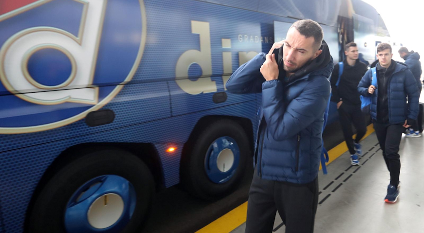 Odlučan i hrabar Dinamo otputovao u Milano