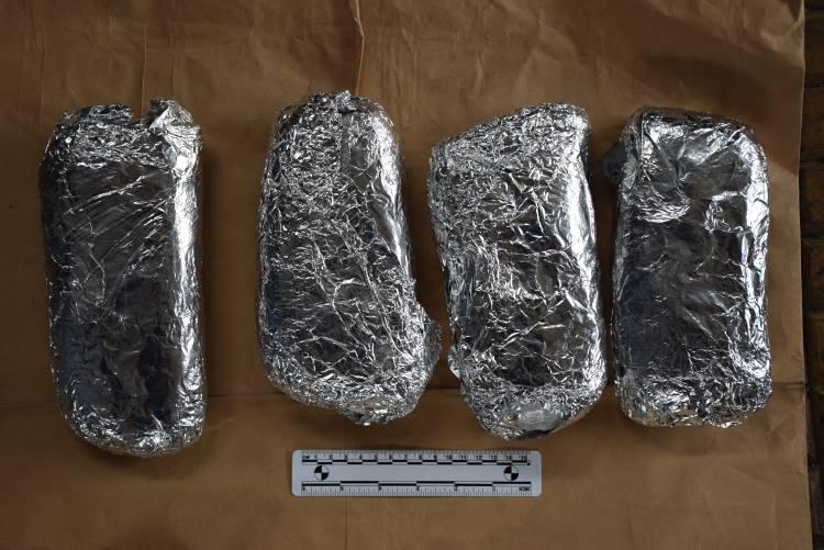 Policijska kujica Maša u auspuhu nanjušila gotovo 2,2 kilograma heroina