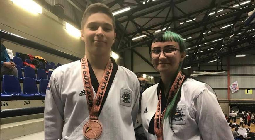 SJAJAN USPJEH TKD ZAPREŠIĆ – Na međunarodnom natjecanju u Belgiji osvojili dvije bronce
