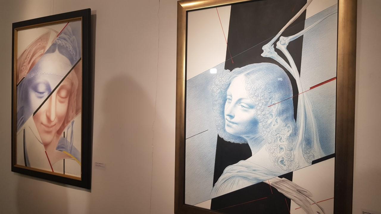 """Otvorena izložba Dimitrija Popovića """"Božansko i demonsko u Leonarda da Vincija"""""""