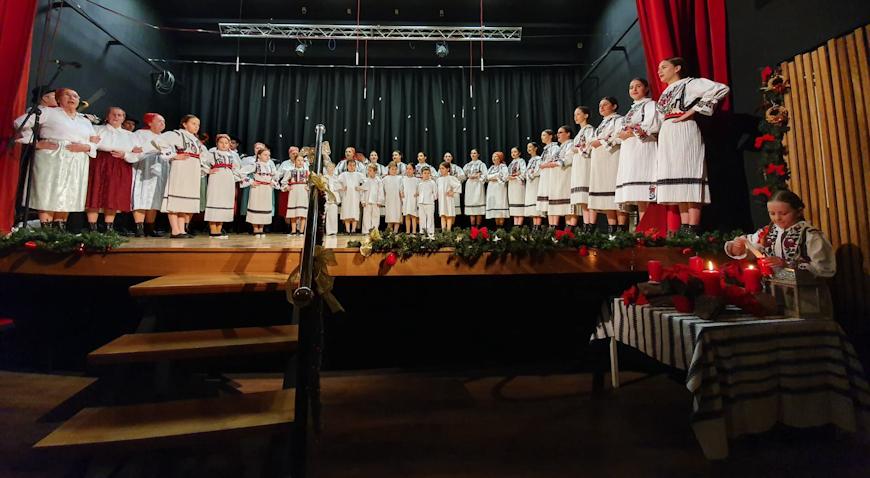 Lucinje u Strmcu u znaku pjesme i Betlehemskog svjetla