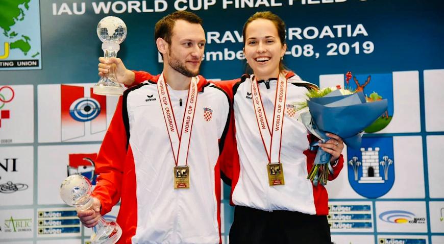 FOTO: Valentina i Domagoj Pereglin sezonu okrunili osvajanjem Kristalnih globusa