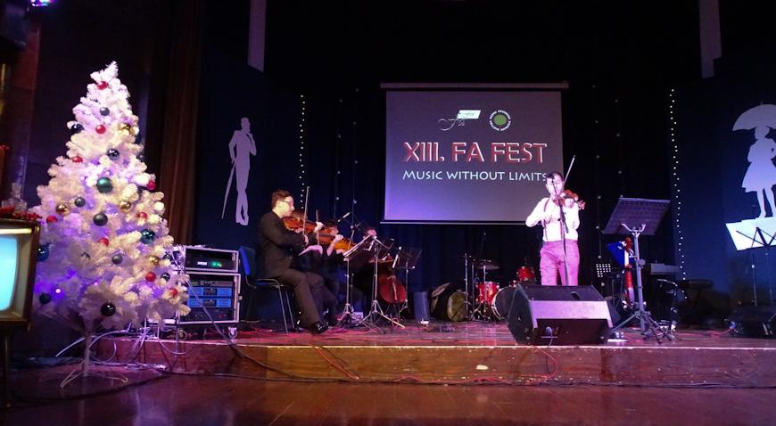 FOTO: Antun Stašić & Maestro Orchester nastupili na Fa Festu