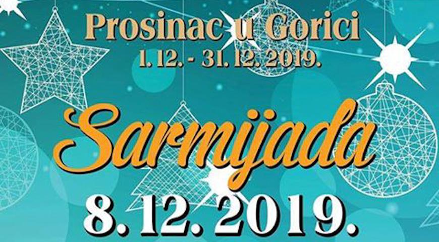 PROSINAC U GORICI – U nedjelju Sarmijada