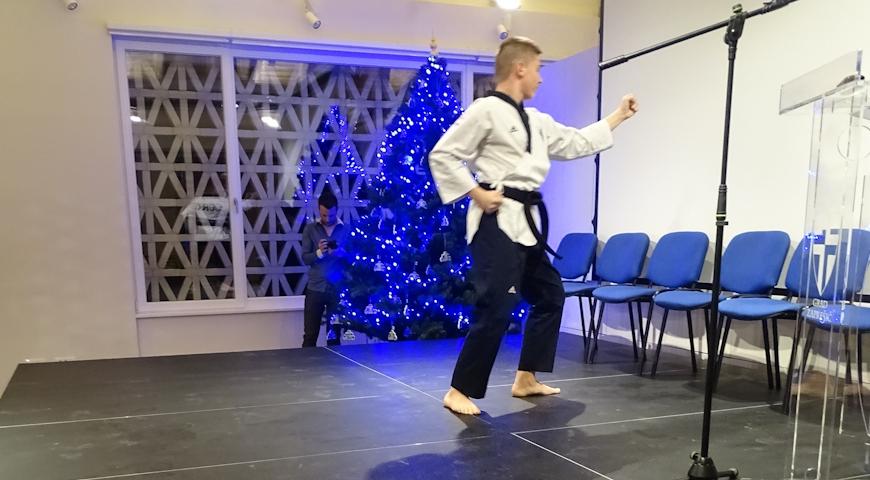 FOTO: U Zaprešiću se već 40 godina njeguje taekwondo vještina