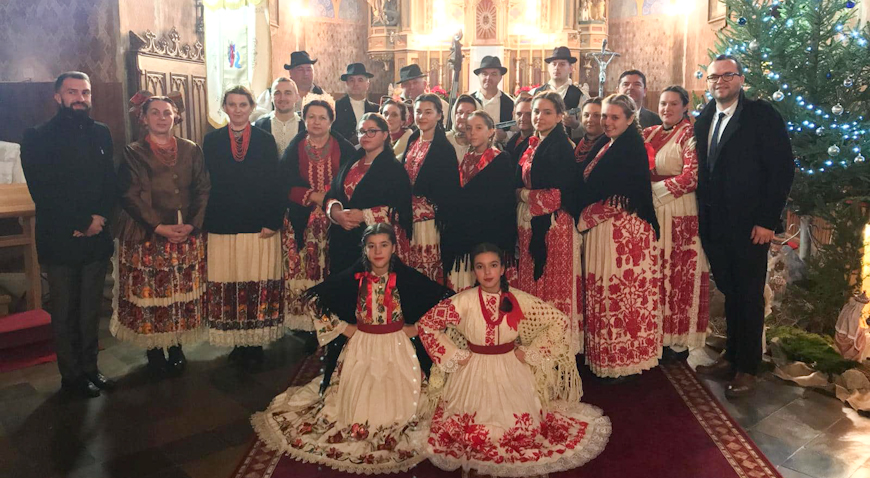 VIDEO/FOTO: Božić u Veleševcu početak jedne lijepe priče