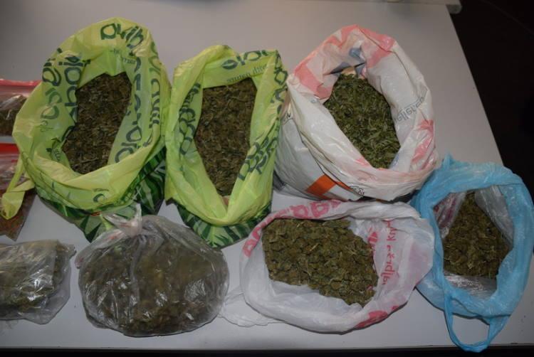 U obiteljskoj kući na području Samobora pronađeno preko 1,5 kilograma marihuane