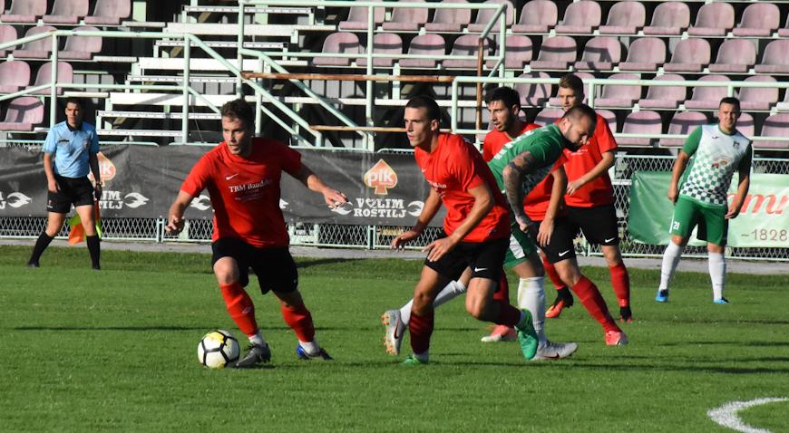 Špansko minimalnom pobjedom do tri boda protiv Vrbovca