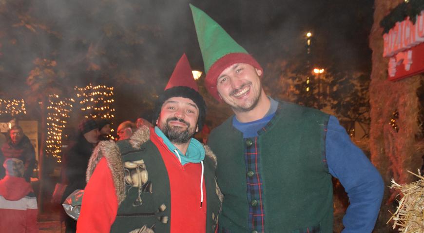 Lijepi pozdravi iz Božićnog sela u Velikoj Gorici