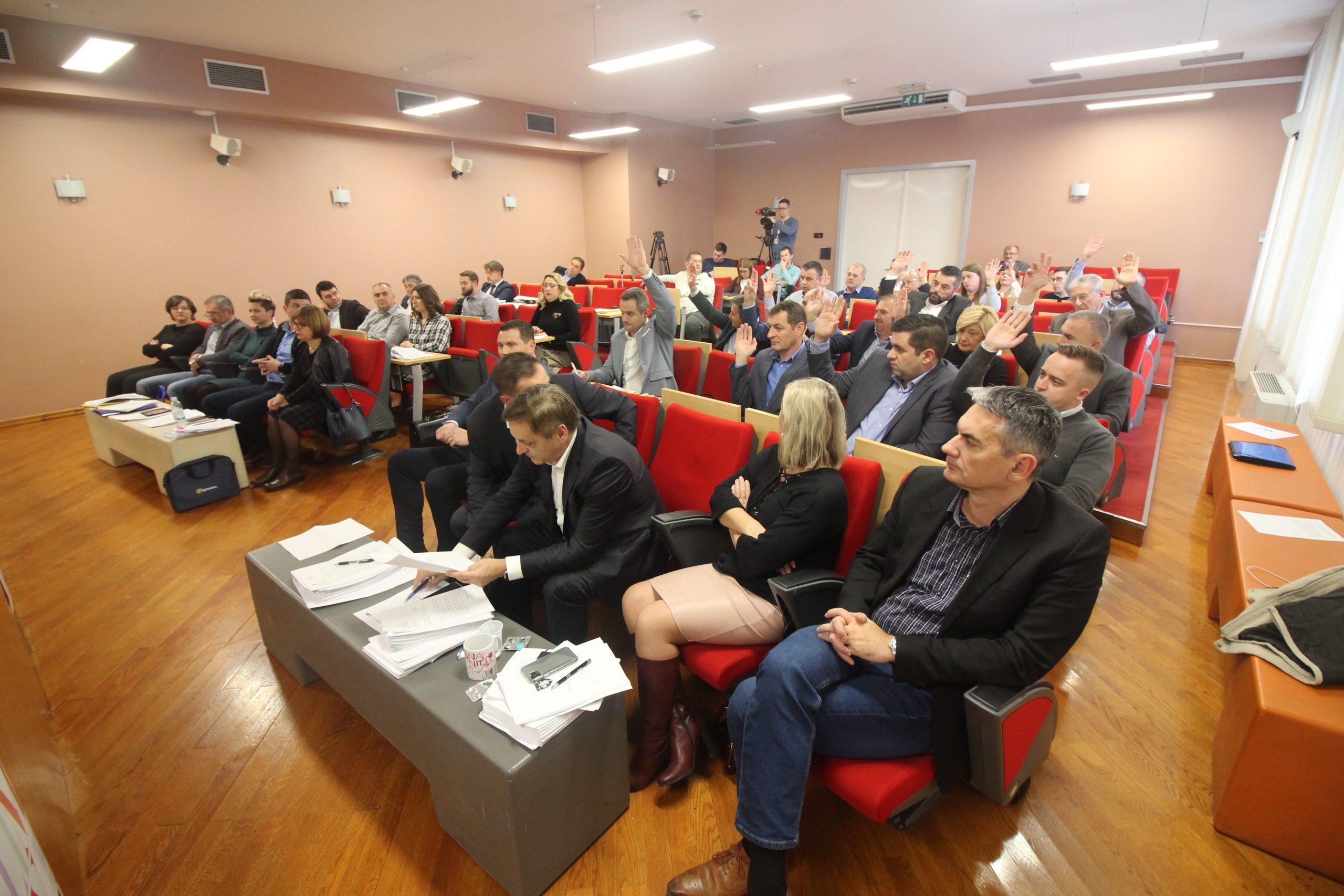 U Velikoj Gorici izglasan proračun od rekordnih pola milijarde kuna