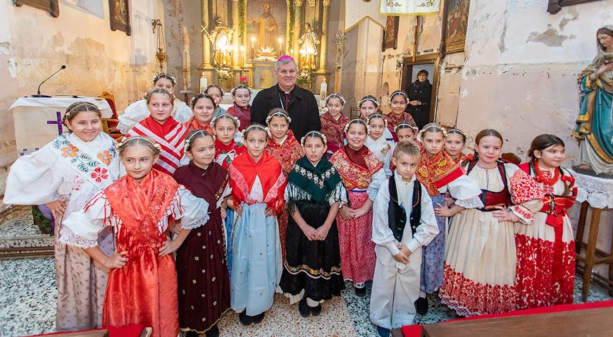 FOTO: Župa Lijevi Dubrovčak proslavila blagdan svog zaštitnika i 230 godina od osnutka župe