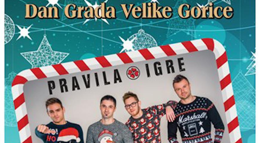 Pravila igre za Dan Grada Velike Gorice