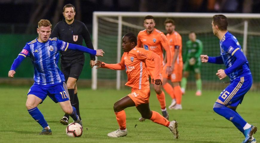 Lokomotiva prvi polufinalist Kupa Hrvatske