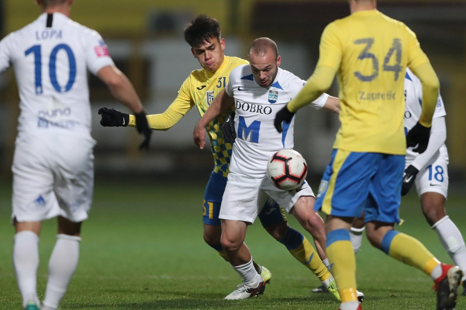 Osijek preko Intera u polufinale Kupa