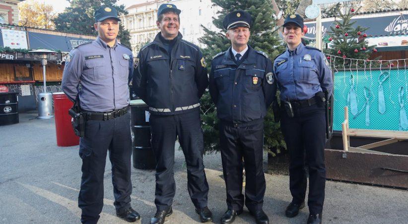 video policajci