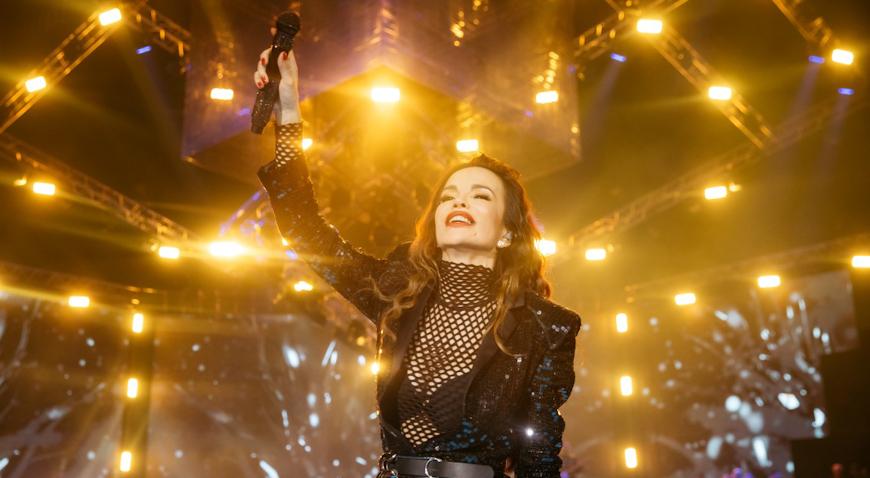 FOTO: Severina održala najemotivniji koncert u životu pred prepunom Arenom Zagreb