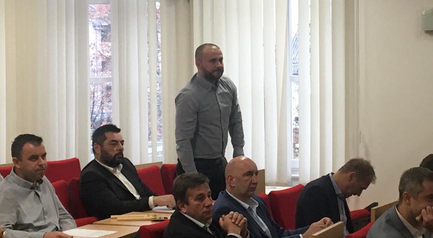 Mihael Grdenić ponovno u goričkom gradskom Vijeću