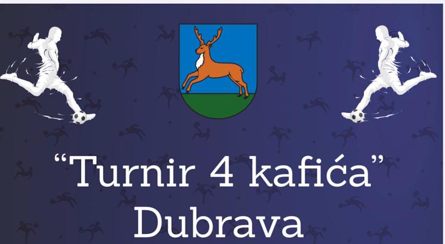 """U subotu dubravski malonogometni turnir """"4 kafića"""""""