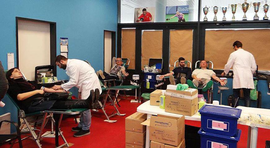 Na zadnjoj akciji u Samoboru prikupljene 164 bočice krvi