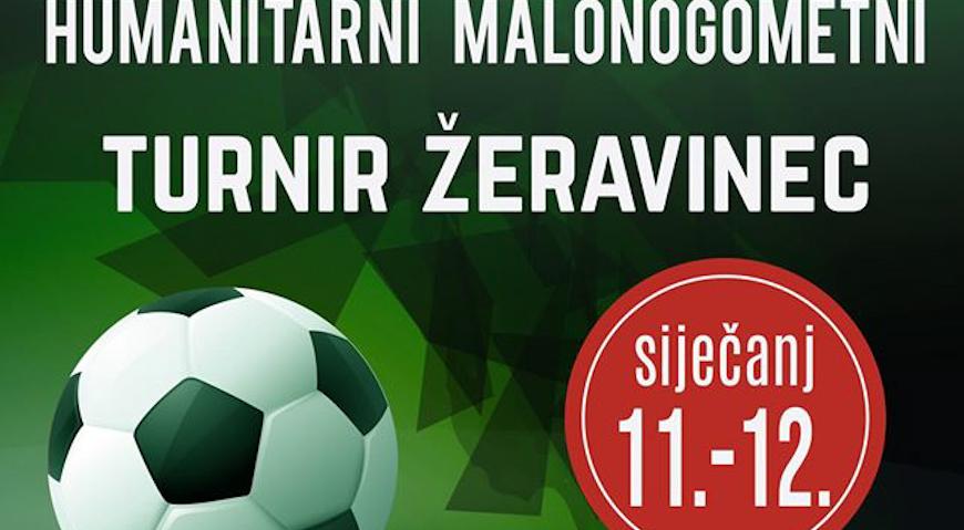 """Zimski humanitarni malonogometni turnir """"Žeravinec"""" okupio 30 momčadi"""