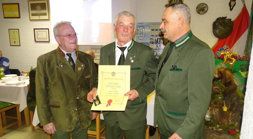 FOTO: Lovci Kune Jablanovec proslavili 75 godina djelovanja