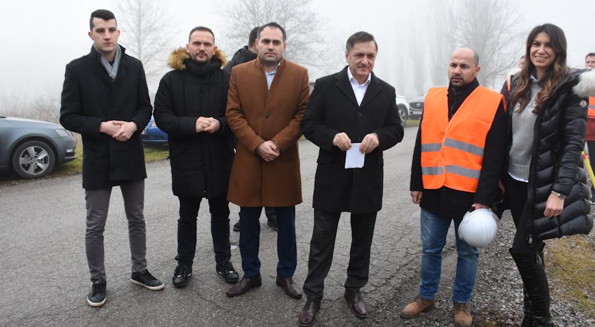 AGLOMERACIJA VELIKA GORICA – U Lukavcu otvoreno treće gradilište