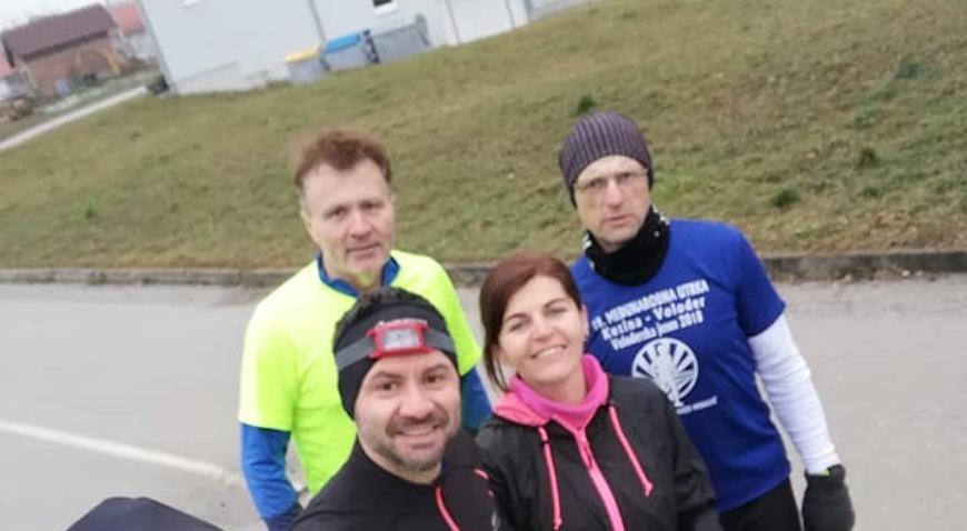 Otrčano osmo kolo Dugoselske zimske lige