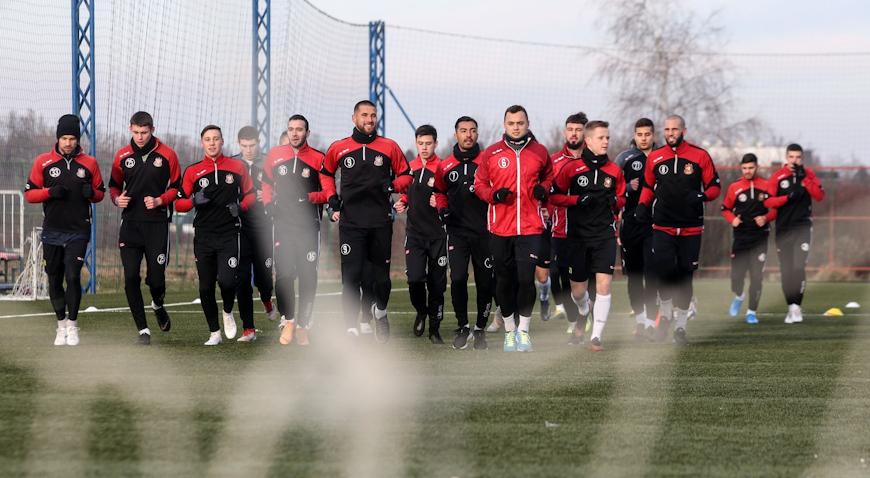 Krenuli nogometaši Gorice, novo ime Litvanac Golubickas