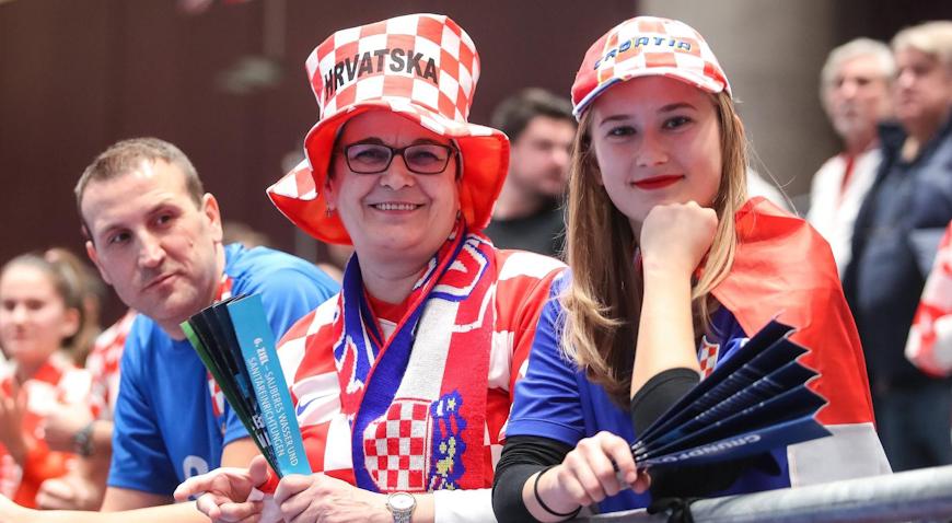 Kauboji imaju gromoglasnu podršku u Grazu