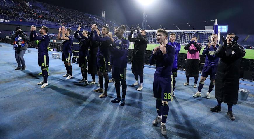 Dinamo po uspješnosti 11. klub na svijetu