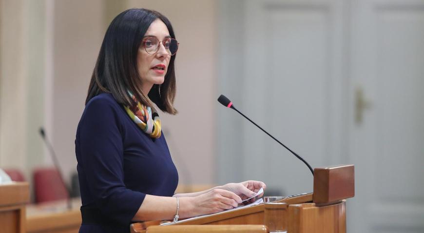 Blaženka Divjak i dalje ministrica