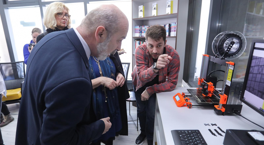 VIDEO: Nacionalna i sveučilišna knjižnica dobila Digitalni laboratorij
